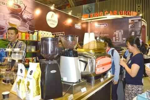 100 DN dự triển lãm Café Show lần hai tại TPHCM ảnh 1