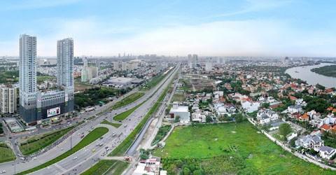 Dòng chuyển dịch về các khu đô thị mới ảnh 2