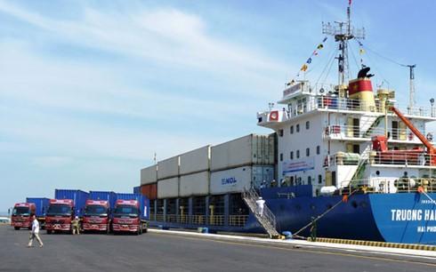 Logistics - Cú hích tạo đà xuất khẩu ảnh 1