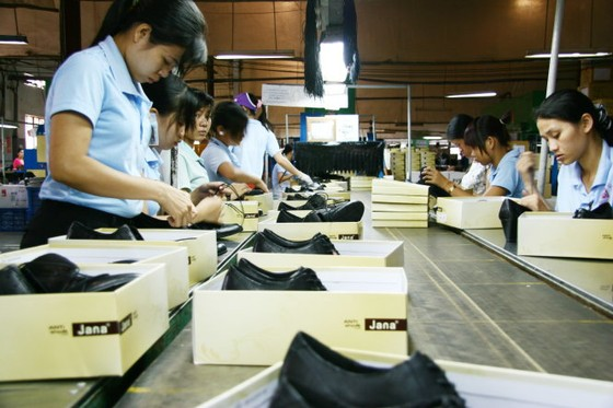 Doanh nghiệp da giày trong nước lép vế ảnh 1