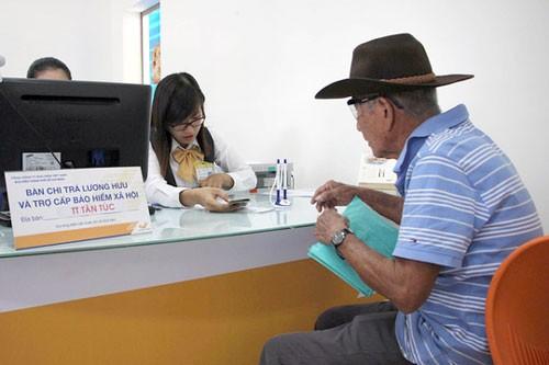 Dự kiến tăng 7,4% lương hưu, trợ cấp BHXH ảnh 1