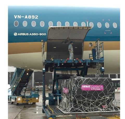 Quỹ Airbus tặng Hà Nội 31 máy lọc thận ảnh 1