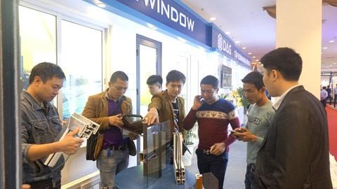 1.620 gian hàng tham gia Vietbuild Hà Nội 2017 ảnh 1