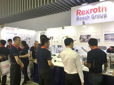 Bosch giới thiệu nhiều giải pháp tại Propak VN ảnh 1