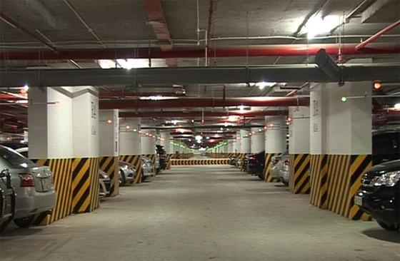 Thúc đẩy xây dựng bãi xe ngầm ảnh 1
