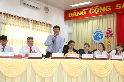 Trà Vinh tổ chức hội nghị quốc tế khoa học điều dưỡng ảnh 1