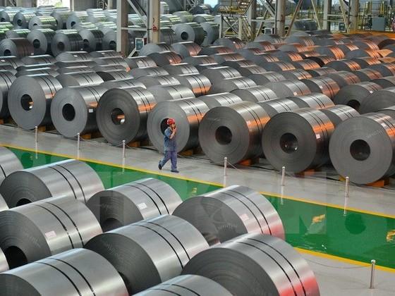 Áp chống bán phá giá thép mạ Trung Quốc, Hàn Quốc ảnh 1