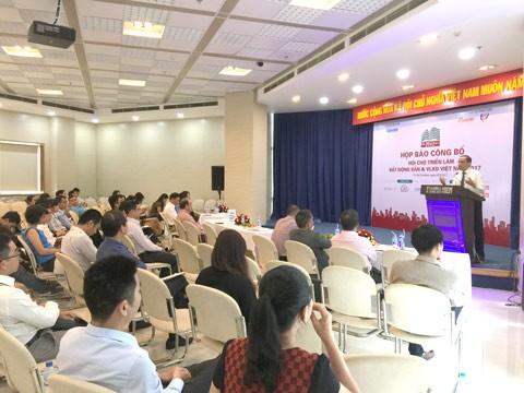 500 gian hàng dự triển lãm Viethome Expo 2017 ảnh 1