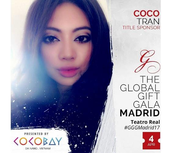 Nữ doanh nhân Coco Trần đồng hành cùng Quỹ Global Gift ảnh 1