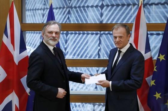 Anh và EU đã hục hặc vì Brexit ảnh 1