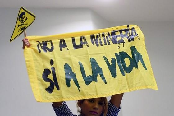 El Salvador cấm khai khoáng kim loại ảnh 1
