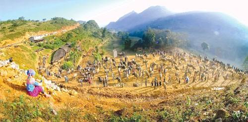 Đặc sắc chợ phiên Lào Cai ảnh 1