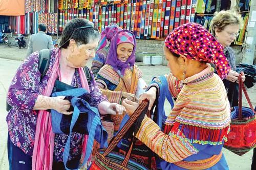 Đặc sắc chợ phiên Lào Cai ảnh 5