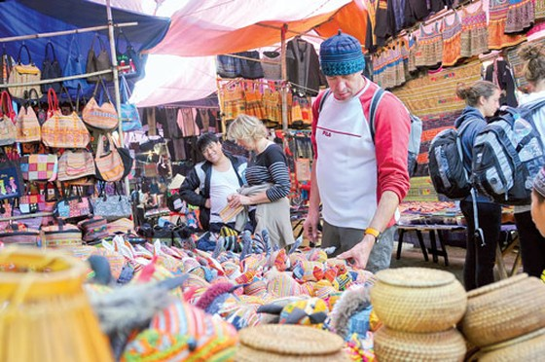 Đặc sắc chợ phiên Lào Cai ảnh 2