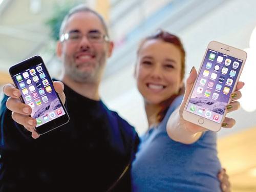 Thương trường smartphone (K1): Thị trường béo bở ảnh 1