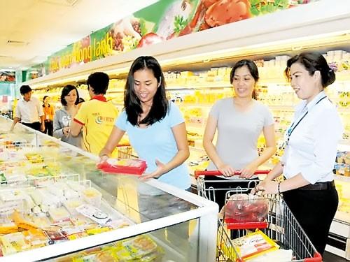 Thị trường bán lẻ 2013: Vẫn hấp dẫn? ảnh 1