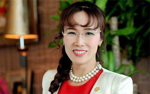 Nữ tỷ phú Việt Nam đầu tiên ảnh 1