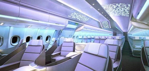 Airbus ra mắt thương hiệu cabin mới ảnh 1