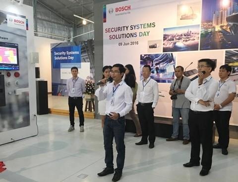 Bosch giới thiệu giải pháp an ninh, an toàn hiện đại ảnh 1