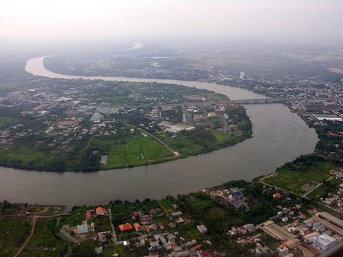 1.000 tỷ đồng đầu tư dự án Bờ tả sông Sài Gòn ảnh 1