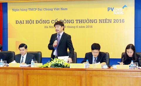 PVcomBank hướng mục tiêu Top 7 ngân hàng lớn nhất ảnh 1
