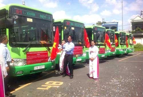 Mở tuyến xe buýt BX Miền Đông-Bình Hưng Hòa ảnh 1
