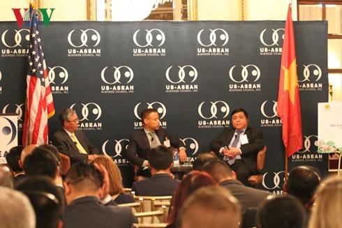 Việt Nam đẩy mạnh thu hút đầu tư Hoa Kỳ ảnh 1