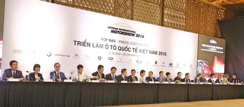 18 hãng xe dự triển lãm ô tô quốc tế VN lần 2 ảnh 1