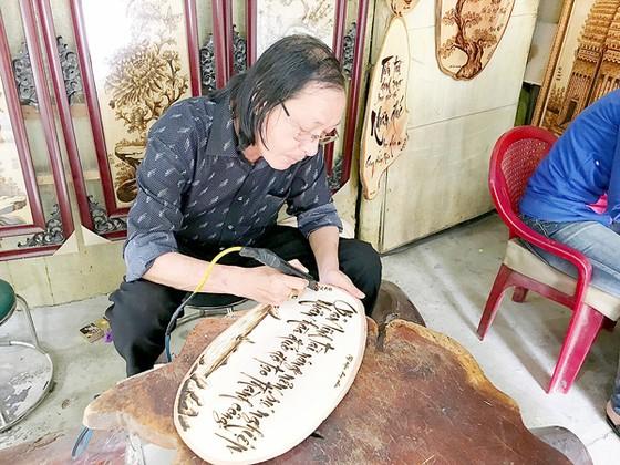35 năm truyền khắc thơ Hàn Mặc Tử ảnh 1