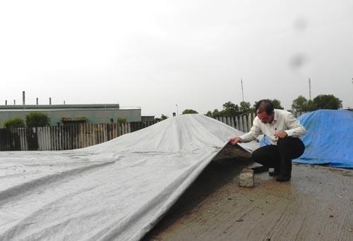 Ô nhiễm môi trường tại nhiều KCN Rịa - Vũng Tàu ảnh 1