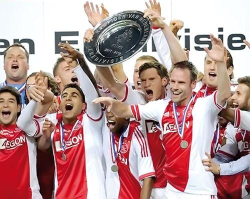 Bóng đá Hà Lan xốc lại tài chính ảnh 1