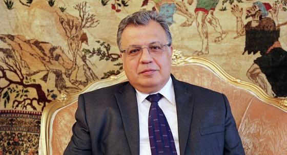 Đại sứ Nga bị ám sát ở Thổ Nhĩ Kỳ ảnh 1