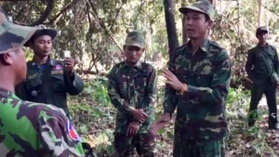Căng thẳng biên giới Campuchia - Lào ảnh 1