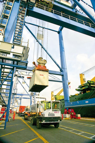 Logistics nội địa: Cần chính sách hỗ trợ ảnh 1