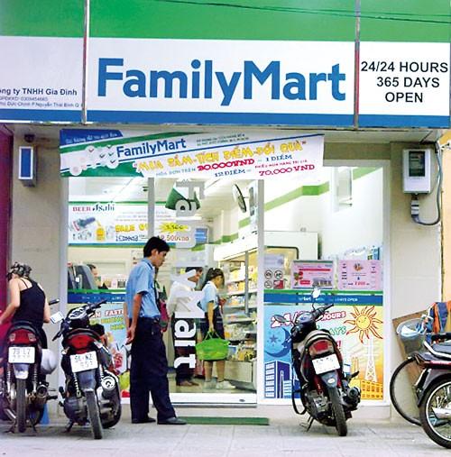 Đua mở siêu thị khu dân cư ảnh 1