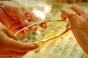 14-4: Giá vàng trong nước ngược chiều thế giới ảnh 1