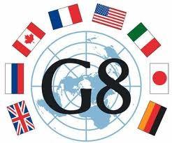 G8 tập trung mổ xẻ khủng hoảng nợ Eurozone ảnh 1
