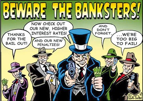 Tội lỗi ngân hàng Phố Wall (kỳ 3) ảnh 1