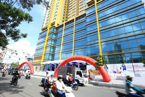 Golden Plaza - TTTM lớn nhất cả nước ảnh 1