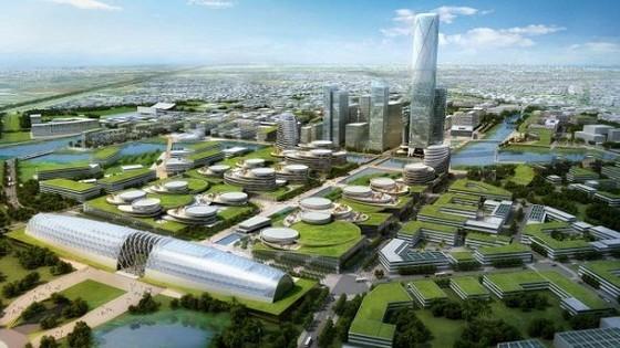 Những đô thị thông minh trên thế giới ảnh 4