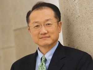 Kim Jong Jim được chọn làm Chủ tịch WB ảnh 1