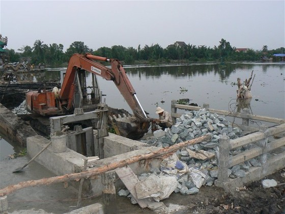 5.000 tỷ đồng cải tạo lưu vực Tham Lương-Bến Cát ảnh 1