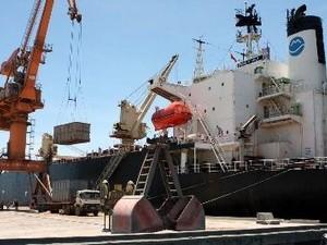 Khai thác luồng tàu 30.000 DWT cảng Nghi Sơn ảnh 1