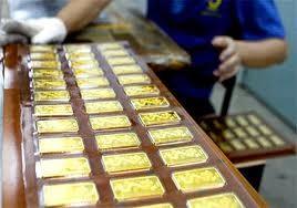 SJC được tiếp tục sản xuất vàng miếng ảnh 1