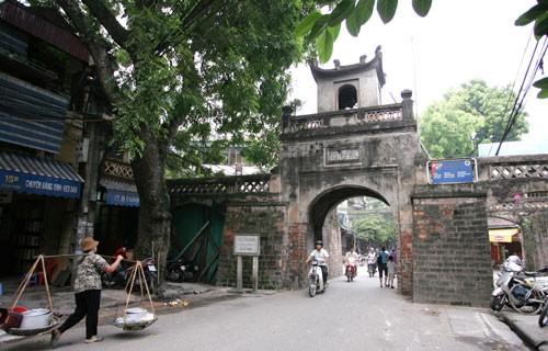 Hà Nội mở rộng thêm tuyến phố đi bộ ảnh 1