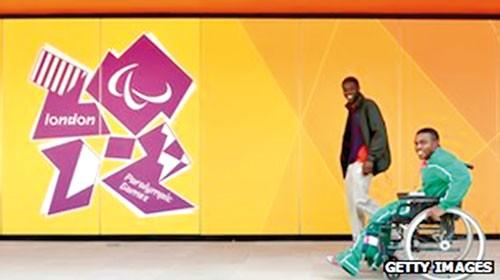 Paralympic London cháy vé ảnh 1