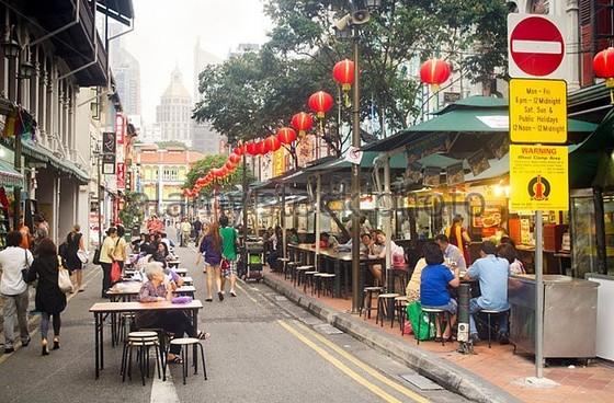Singapore giành lại vỉa hè thế nào? ảnh 1