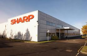 """Sharp bị đánh giá """"không thể đầu tư"""" ảnh 1"""