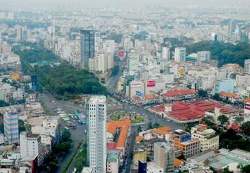 Chính quyền đô thị TPHCM: Thành lập 4 TP vệ tinh ảnh 1