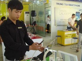 Ra mắt Trung tâm Smartphone Viễn Thông A ảnh 1